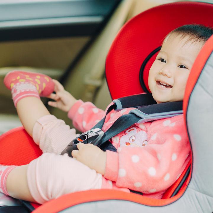 1歳の子ども向けチャイルドシート。価格別、メーカーや特徴など