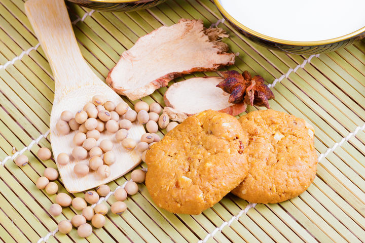 大豆のクッキー