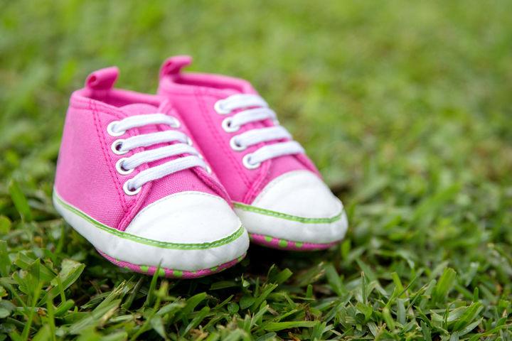 子ども用の靴