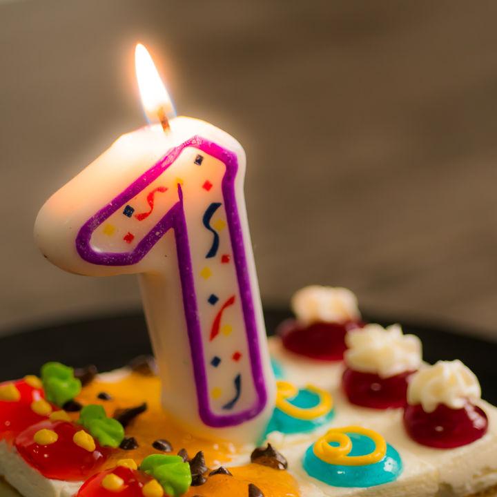1歳の子どもが食べられる誕生日ケーキのレシピや簡単に作るコツ