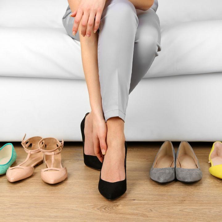 卒園式のママの靴選び。色や形などのマナーやポイント