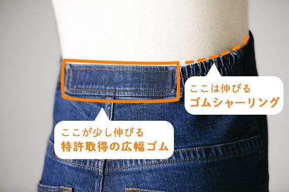 P・パンツ機能②