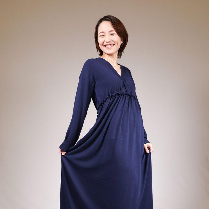 妊娠中でもオシャレを楽しみたい!産後も着まわせる最旬マタニティウェア