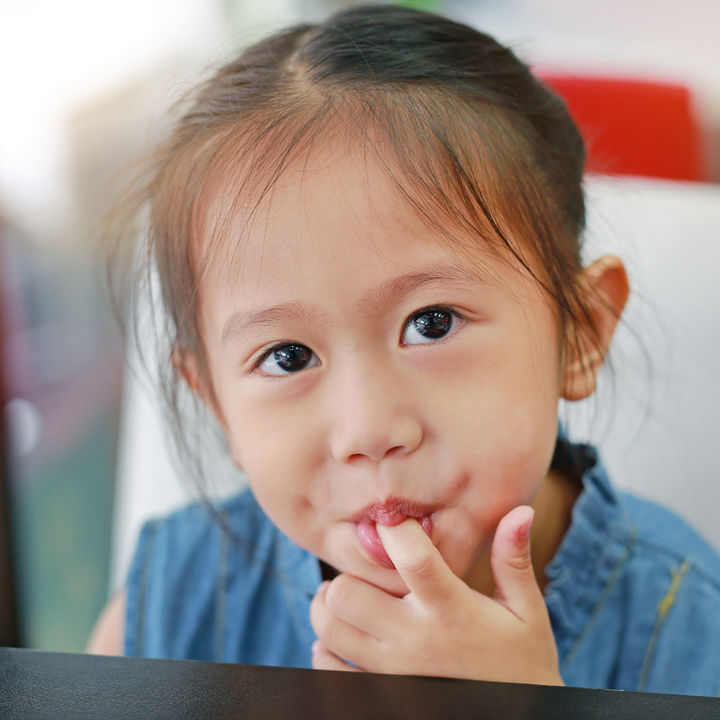 4歳から6歳の子どもの指しゃぶり。卒業するために心がけたこと