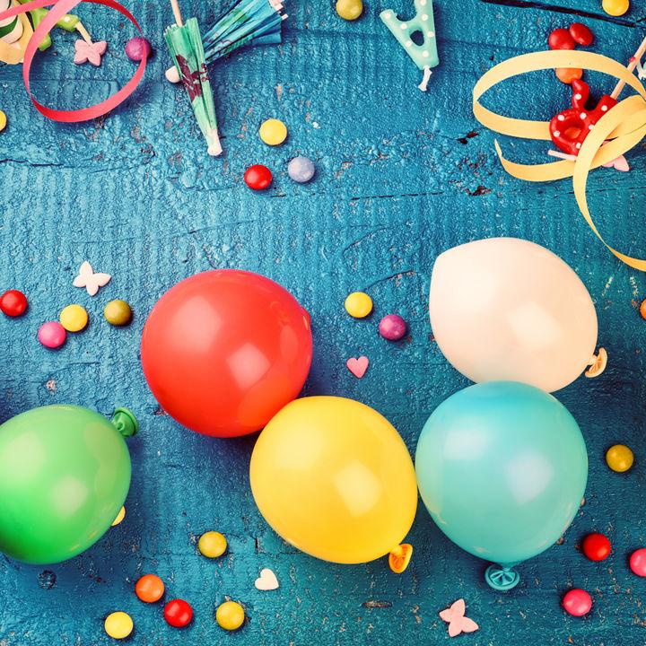 1歳の誕生日の飾り付け。素材別のアイデアや飾り付けの工夫