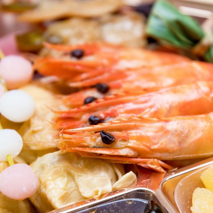 おせちの海老のうま煮の作り方。アレンジレシピや子どもが喜ぶ工夫