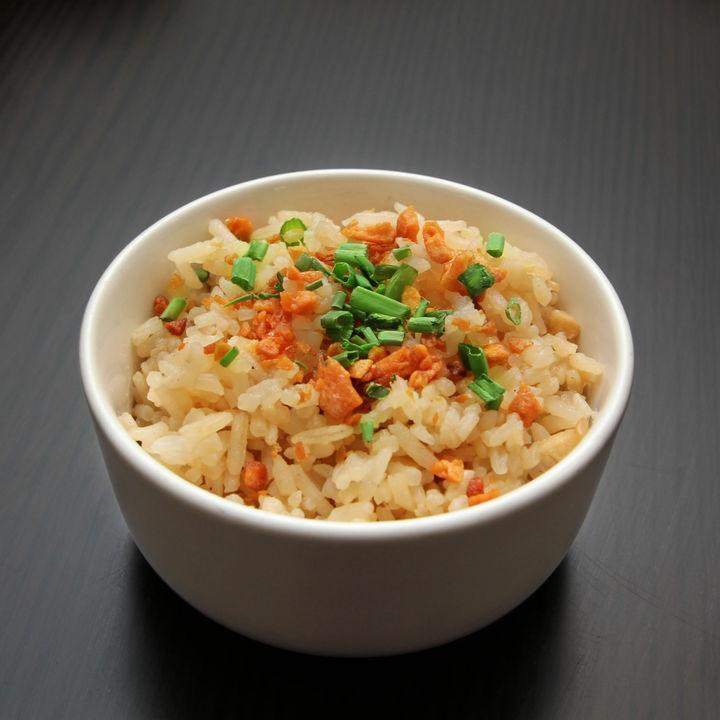 離乳食で作った炊き込みご飯。中期や後期など時期別のレシピ