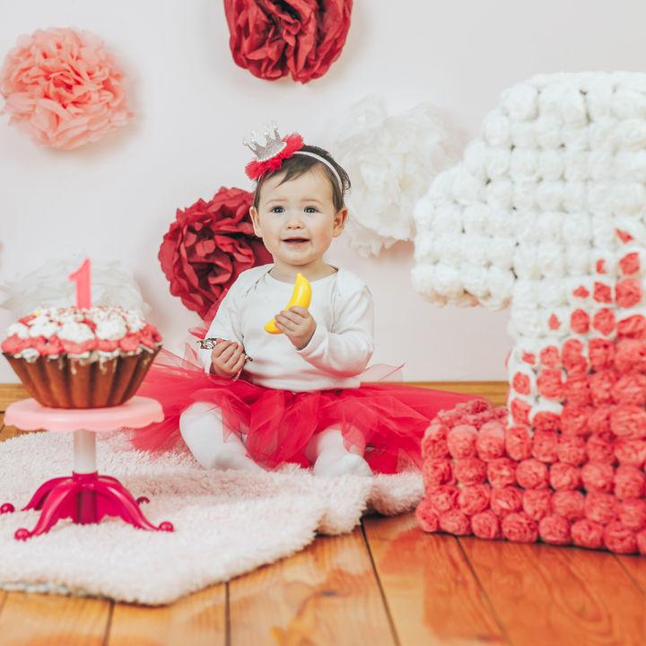 1歳の誕生日のメニュー。ポイントや離乳食とケーキのレシピ