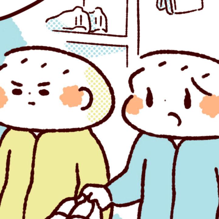 【ふたご育児】第89話 双子のかけひき?!その1