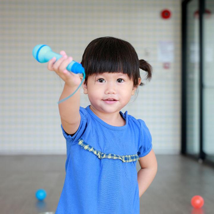 2歳の子どもといっしょに歌う歌は?親子で楽しむ歌遊び