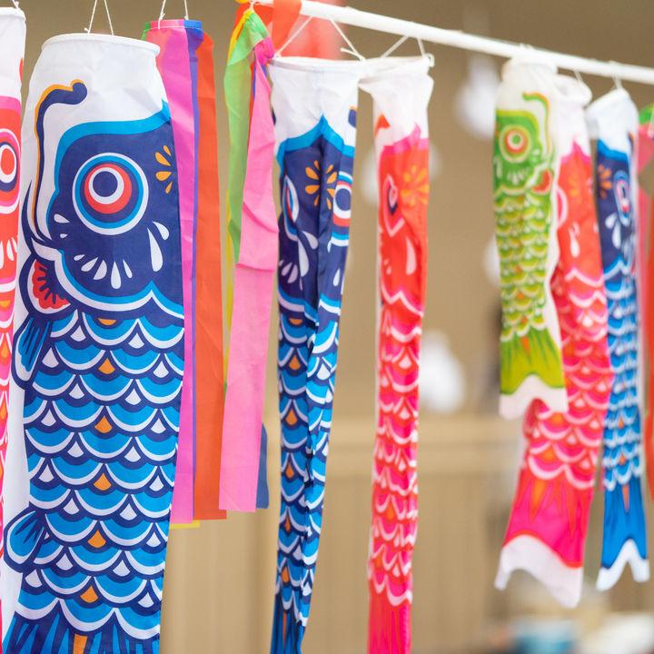 鯉のぼりはいつからいつまで飾る?兜や五月人形などの意味や時期