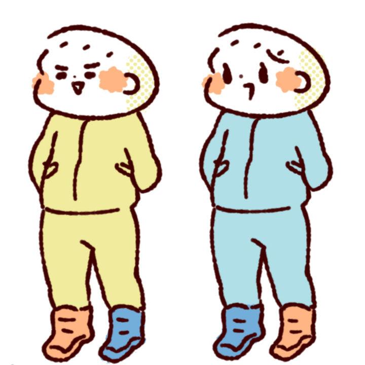 【ふたご育児】第91話 双子の靴の楽しみ方