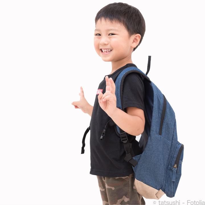 4歳の子どもに用意したいリュック。選ぶポイントやサイズなど