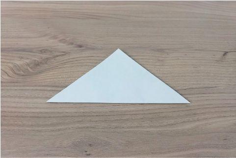 折り紙「あじさい」手順9