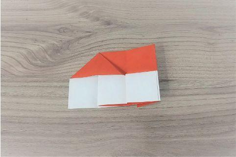 折り紙「財布」手順7