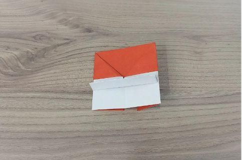 折り紙「財布」手順9-2