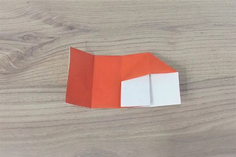 折り紙「財布」手順5-2