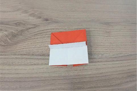 折り紙「財布」手順9-3