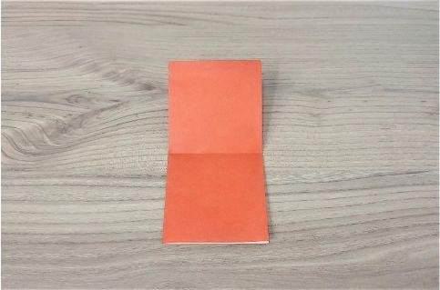 折り紙「財布」手順3-1