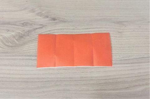 折り紙「財布」手順4