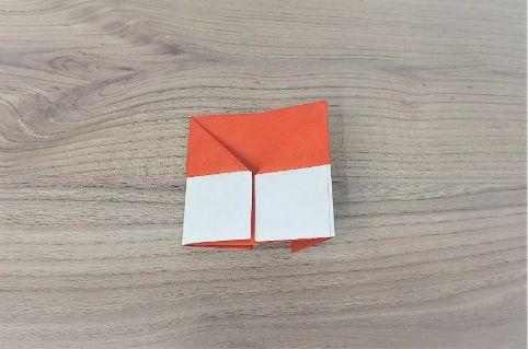 折り紙「財布」手順8