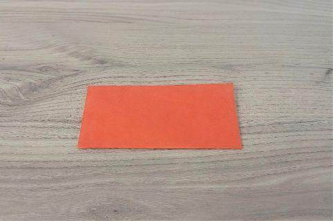 折り紙「財布」手順1