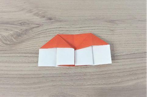 折り紙「財布」手順6-2