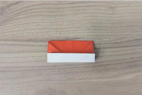 折り紙「財布」手順10-2