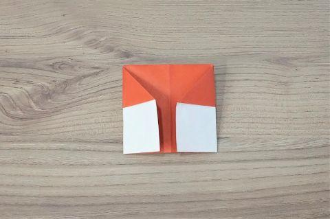 折り紙「財布」手順10-1