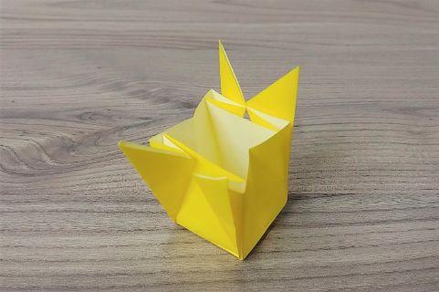 折り紙「バッグ」手順13