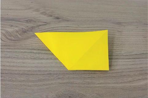 折り紙「バッグ」手順4-2