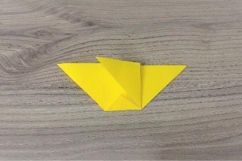 折り紙「バッグ」手順7