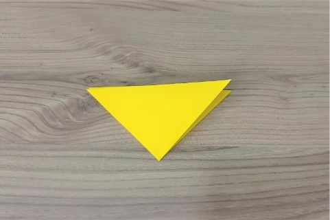 折り紙「バッグ」手順5-2