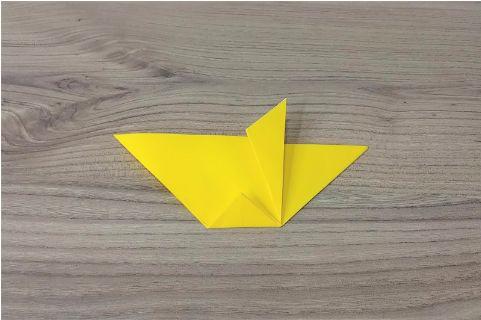 折り紙「バッグ」手順8