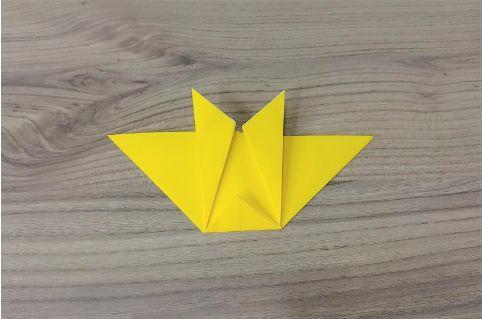 折り紙「バッグ」手順9