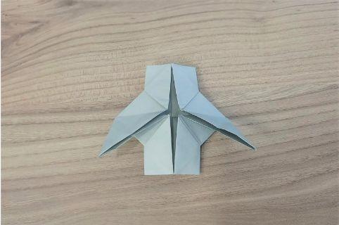 折り紙「カメラ」手順13