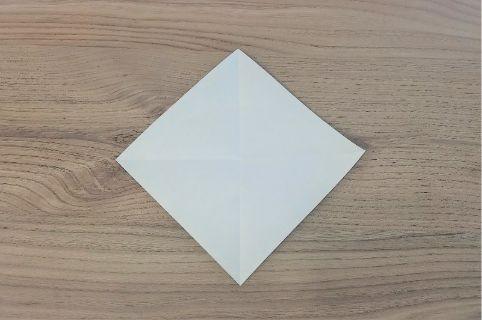 折り紙「カメラ」手順3