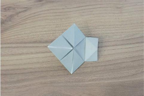 折り紙「カメラ」手順7-2