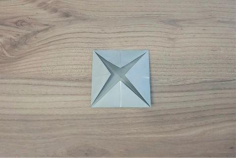 折り紙「カメラ」手順5
