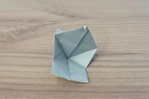 折り紙「カメラ」手順14-2