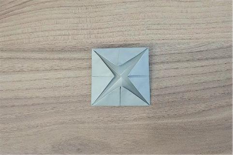 折り紙「カメラ」手順6