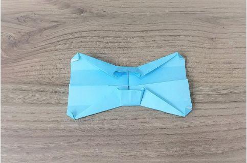折り紙「リボン」手順10