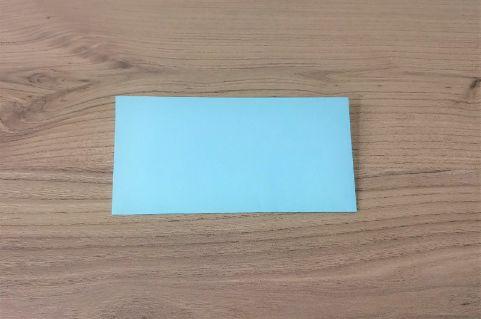 折り紙「リボン」手順1