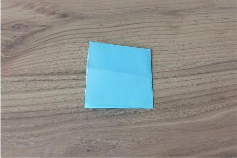折り紙「リボン」手順3