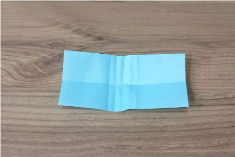 折り紙「リボン」手順6-1