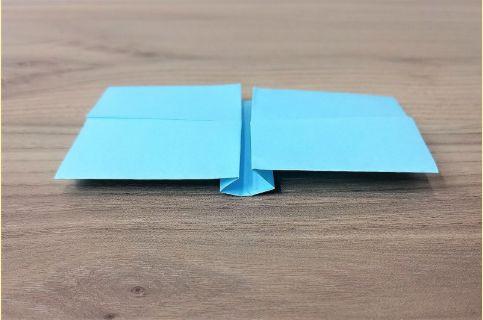 折り紙「リボン」手順7-2