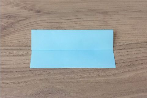 折り紙「リボン」手順2-2