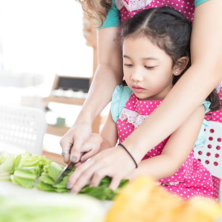 親子で料理をしよう。子どもと作った食事やデザートのレシピ