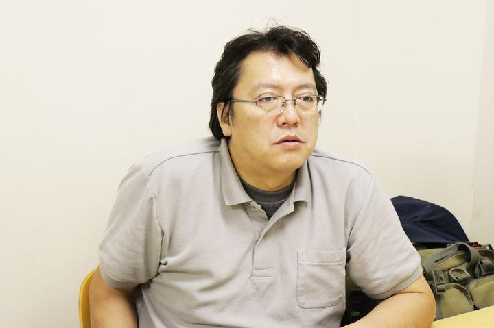 一般社団法人宇宙エレベーター代表理事(会長)の大野修一氏02