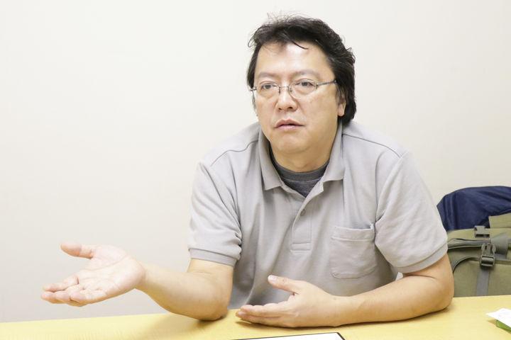 一般社団法人宇宙エレベーター代表理事(会長)の大野修一氏03